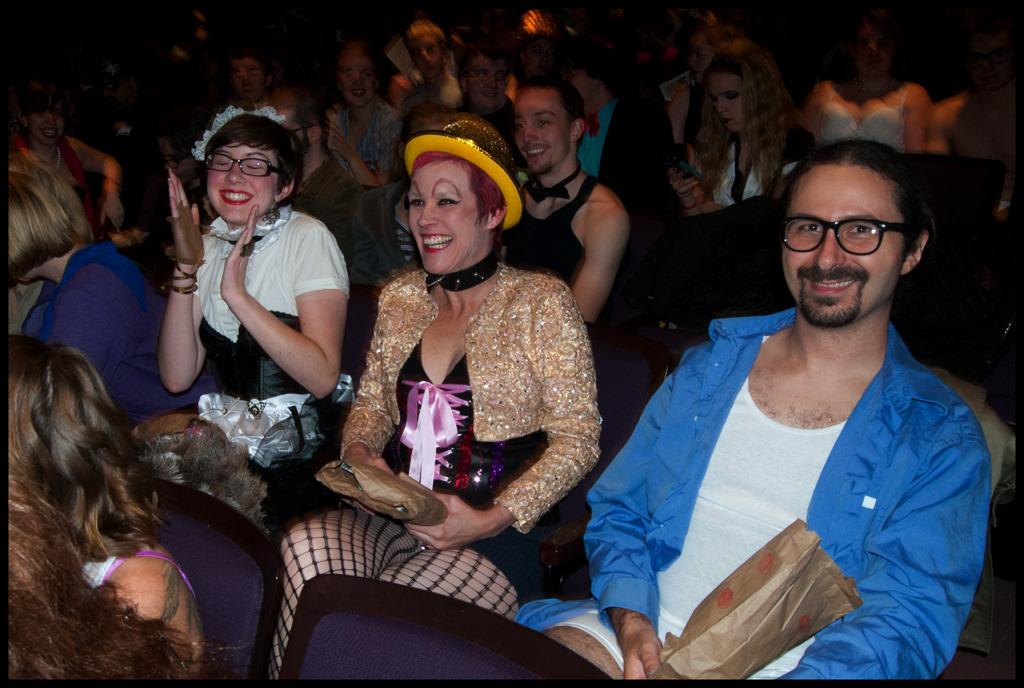 RHPS Audience