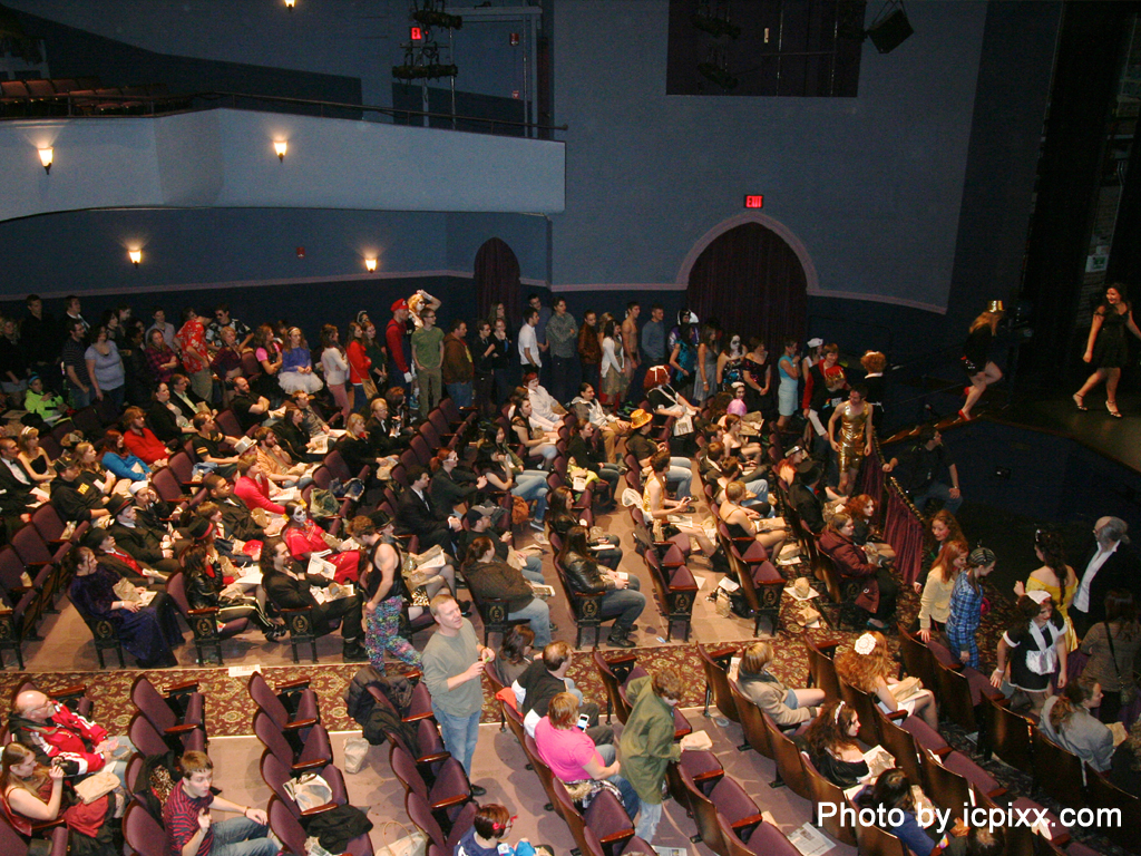 2014 Rocky Horror Picture Show Audience at The Englert