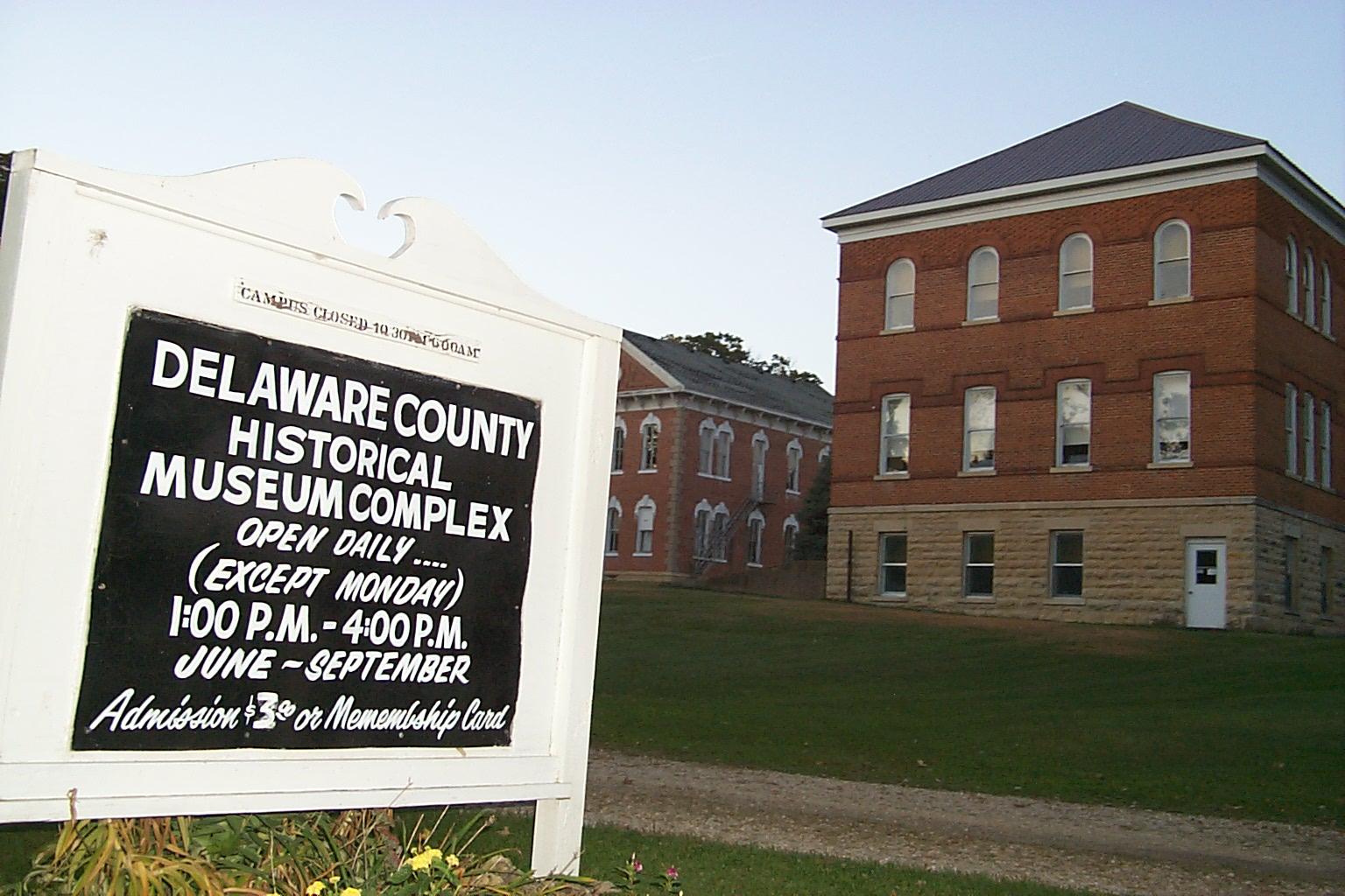 Deleware County Historical Museum Complex