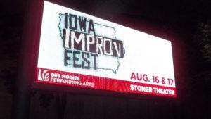 Improv Festival 2013