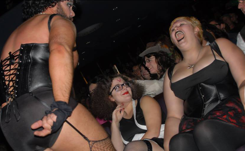 Rocky Horror and Fans