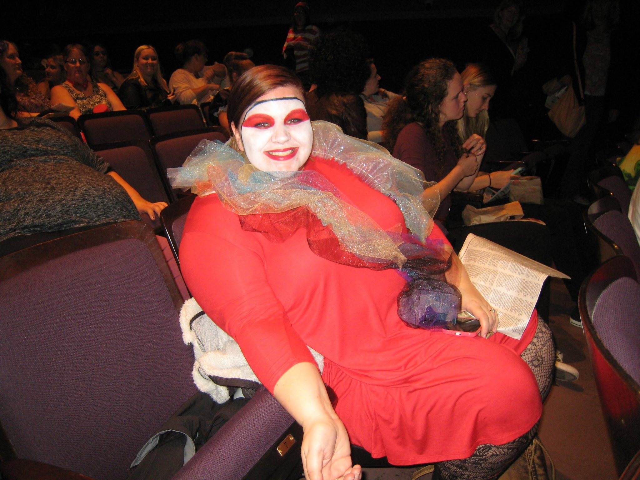 Rocky Horror Picture Show audience 6