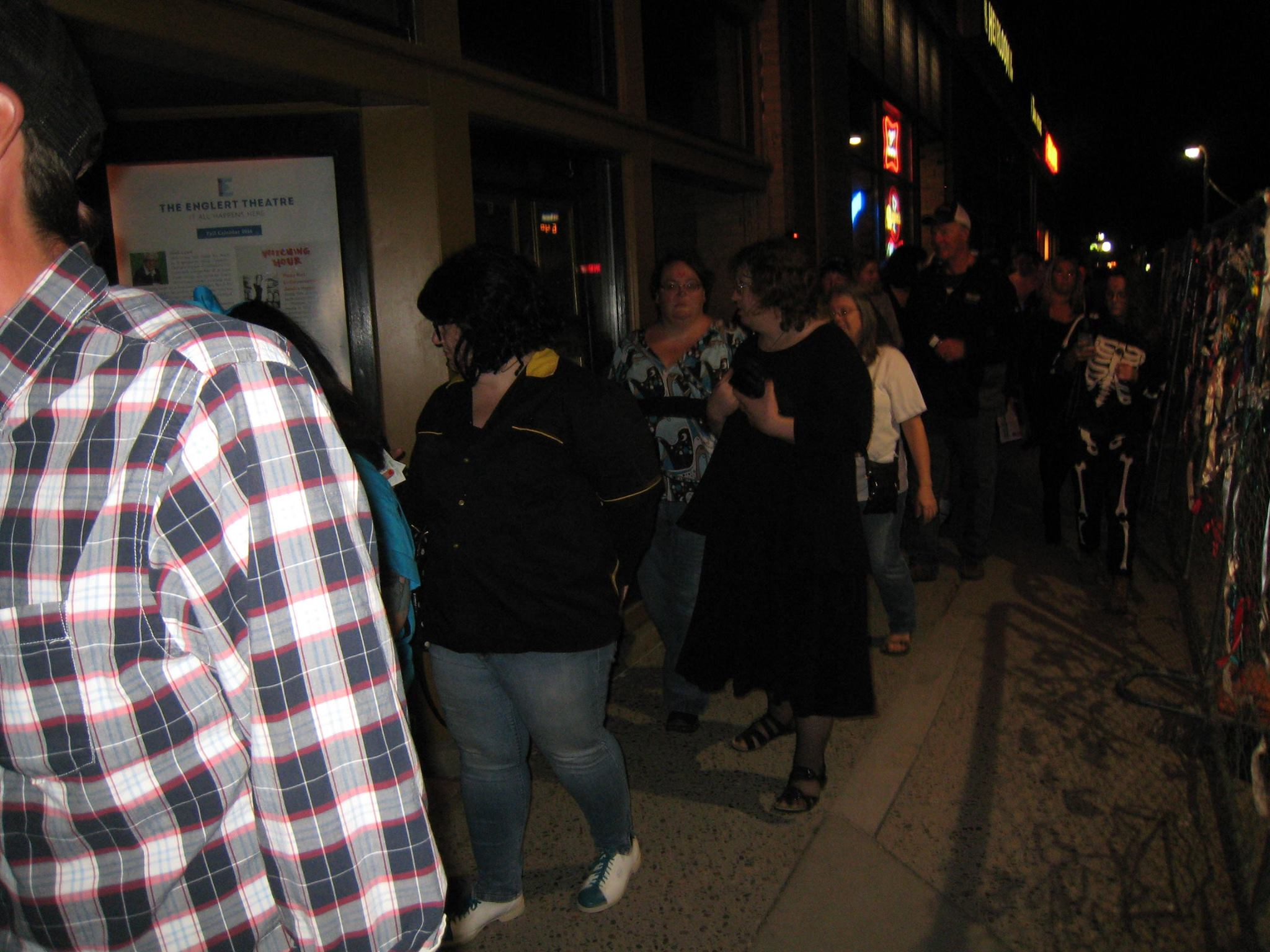 Rocky Horror Picture Show audience 11