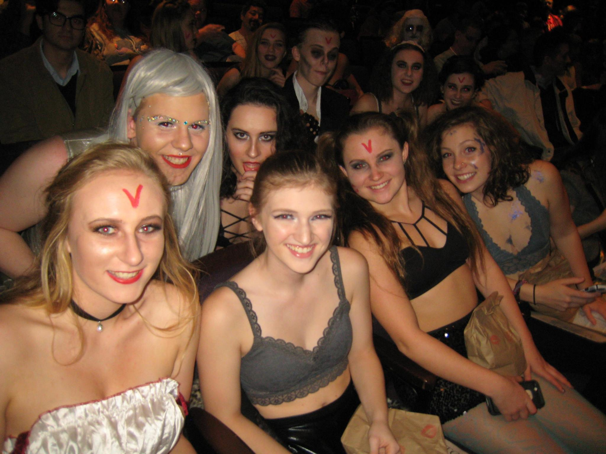 Rocky Horror Picture Show audience 5