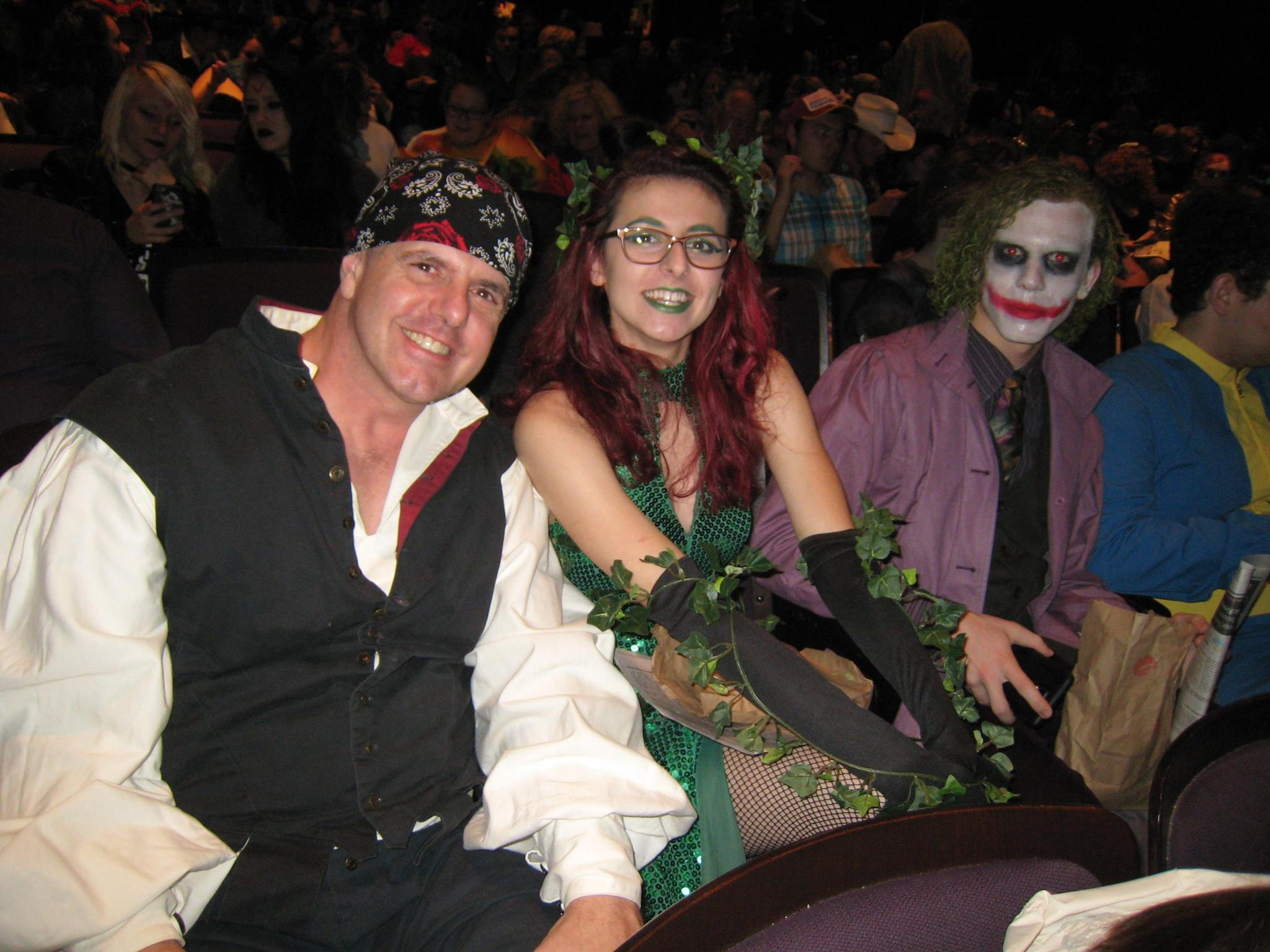 Rocky Horror Picture Show audience 3
