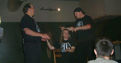 Interrogation at The Hilltop