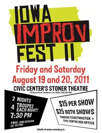 Iowa Improv Fest 2