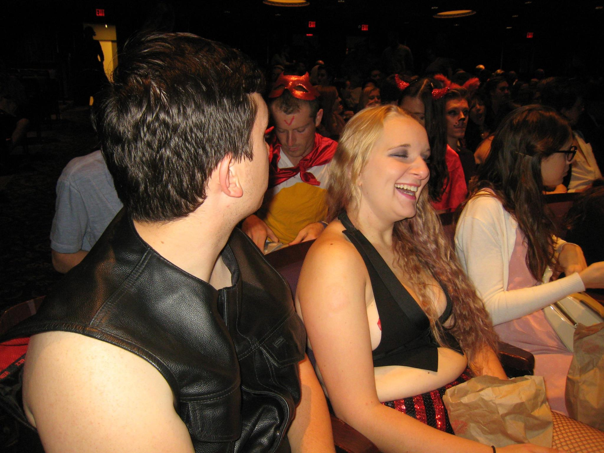 Rocky Horror Picture Show audience 1