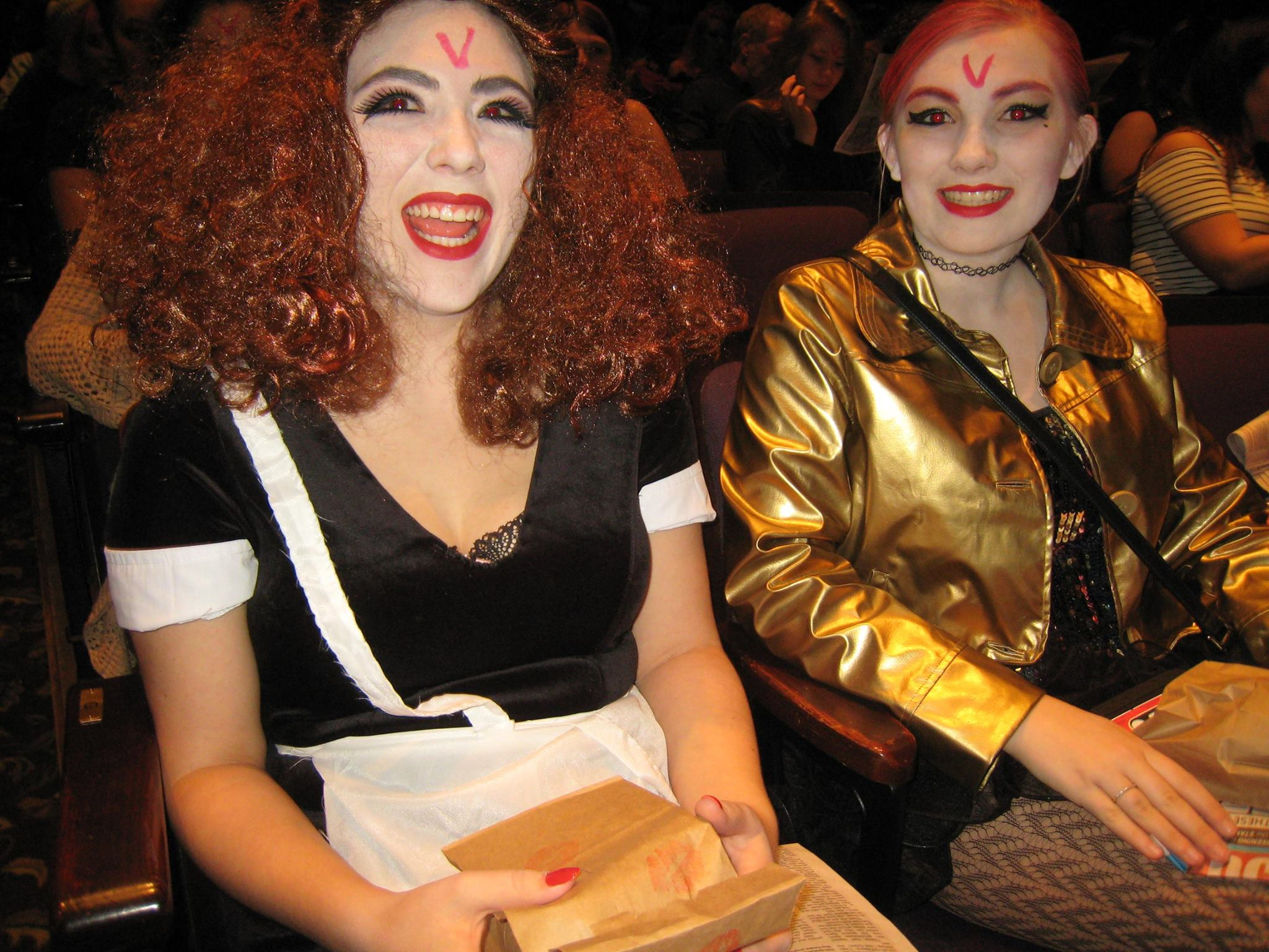 Rocky Horror Picture Show audience 7